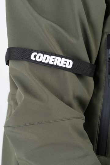Safe 2 COR Jacket Bog Green