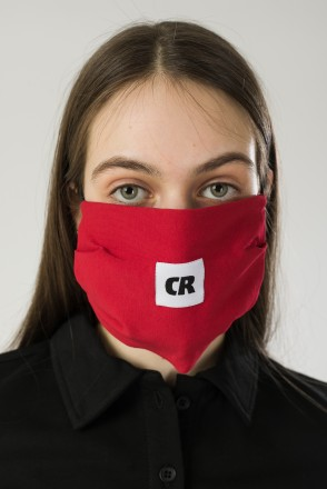 Маска C Mask Красный