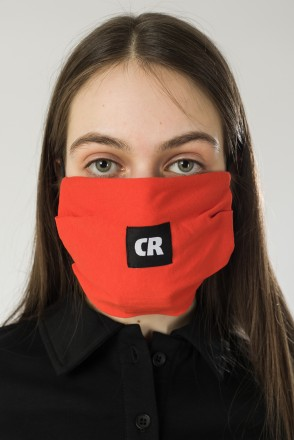 C Mask Scarlet