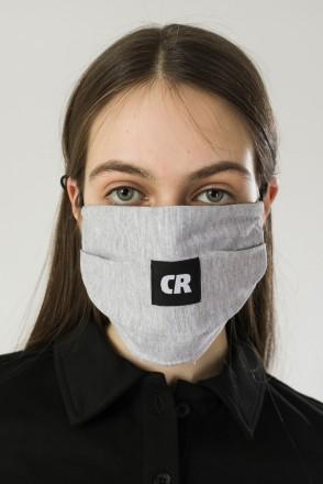 C Mask Gray Melange