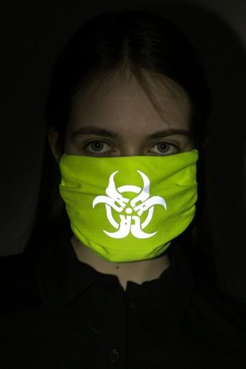 Маска Biocrazzard Флюр Лимон