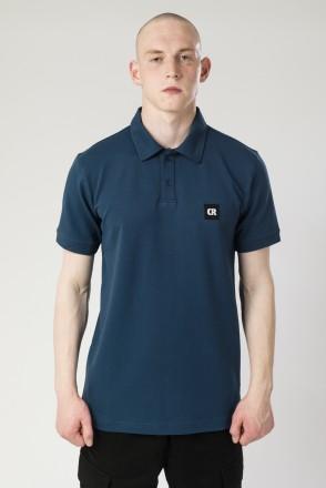 Scout 2 Polo T-shirt Denim