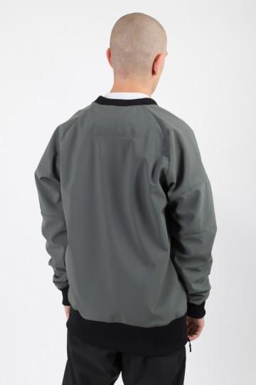 Толстовка-Ветровка Firm 2 COR Серый Темный