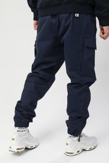 Штаны Cuffs 2 Синий Чернильный
