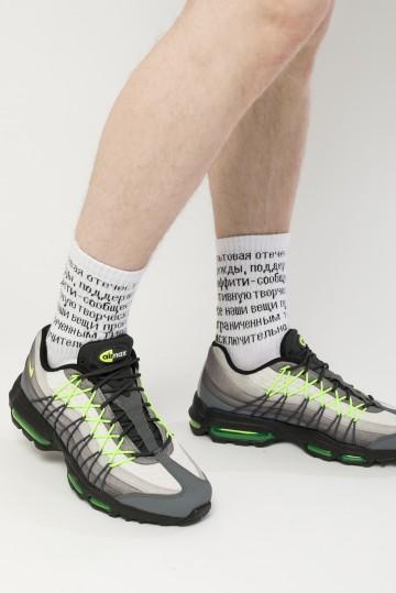 Носки Description Socks Белый
