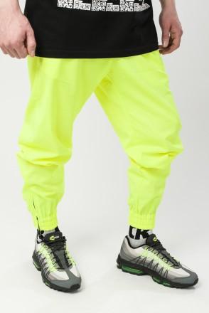 Jogger 2 Pants Fluorescent Lemon