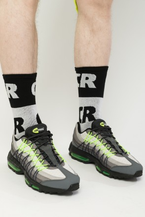CRCR Sock Socks Black