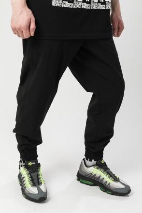 Jogger 2 Pants Black