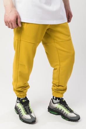 Runner Summer Pants Mustard