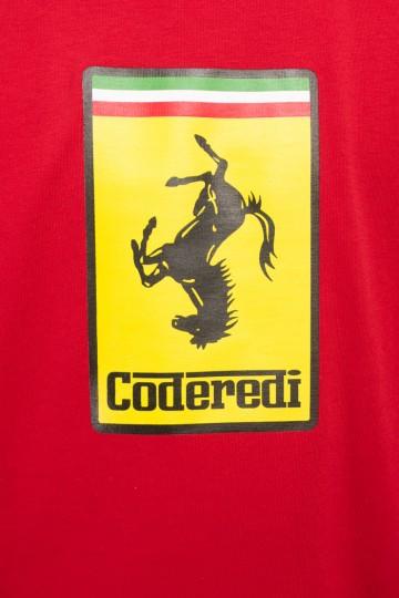 Футболка Regular Coderedi Красный