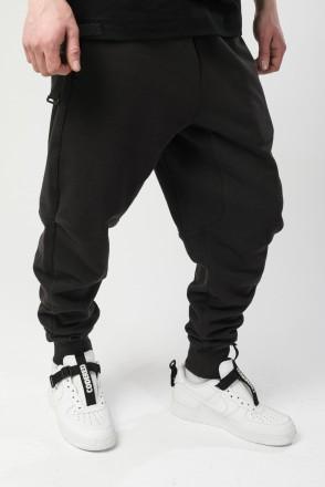 Штаны Basic COR Черное Ядро