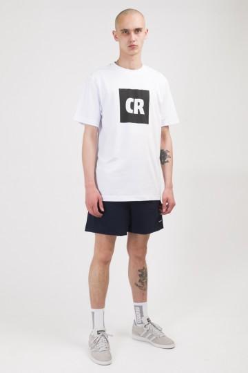 Футболка Regular CR Cube Logo Белый