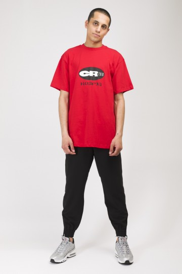T+ Radio Station 106,8 Respect T-shirt Red