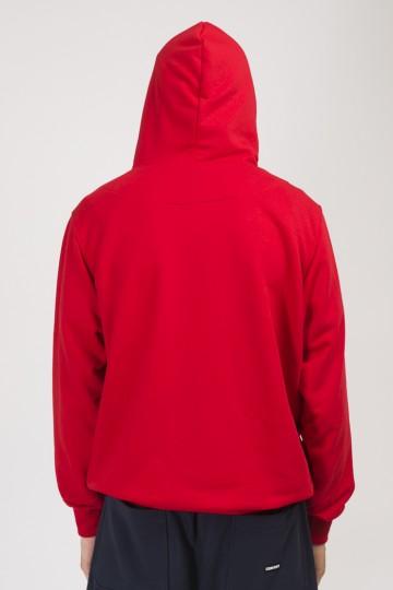Толстовка Base Hoodie Summer Красный Logo R