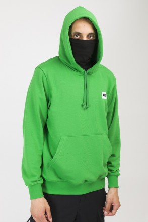 Base Hoodie Summer Light Green