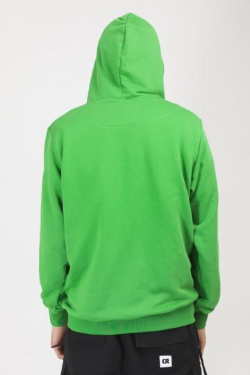 Толстовка Base Hoodie Summer Зеленый Свежий