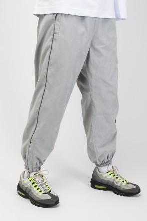 Штаны Stripe Jogger 2019 Серый Светлый