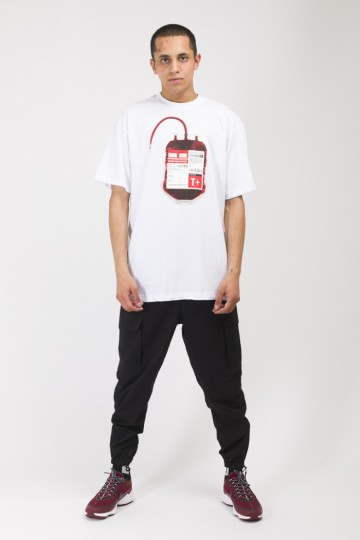 T+ Donor T-shirt White