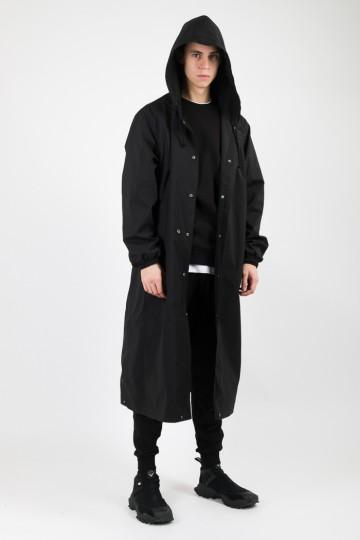 Плащ 4coat Черный