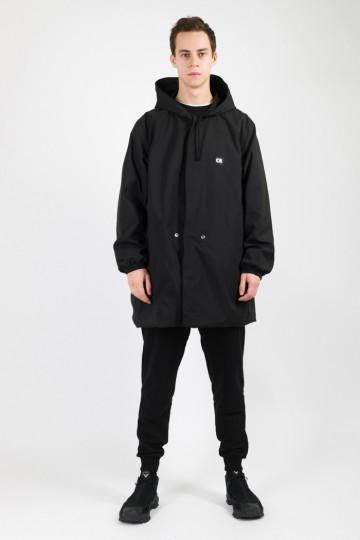 4 Coat Raincoat Black