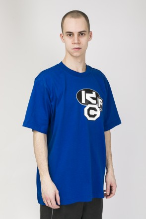 Футболка T-Shirt CRS Cyrillic Василек