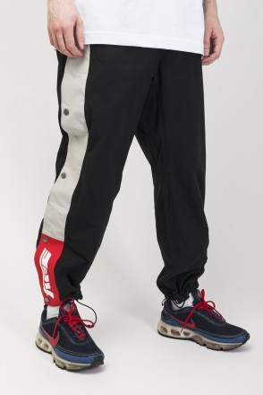 Snappers Pants Black