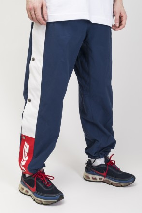 Snappers Pants Light Navy