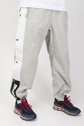 Snappers Pants Ash Gray