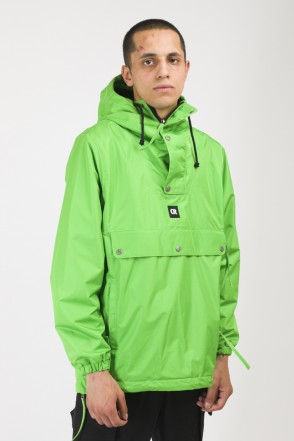 Rage 4 Anorak Light Green