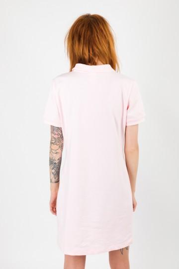 Платье с коротким рукавом Adress Розовый Бледный