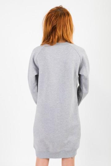 Крюнек Clean Dress Серый Меланж