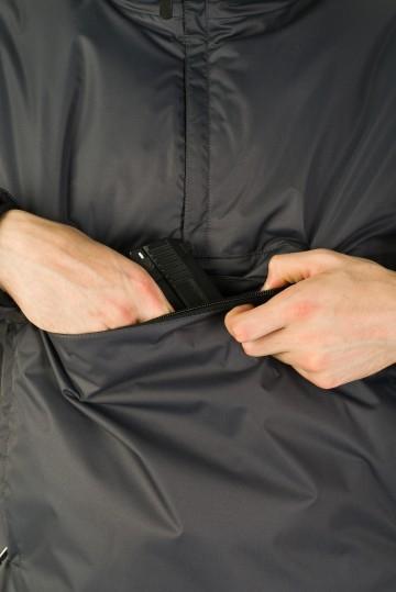 Куртка-Анорак зимняя Chrome 4 Антрацит