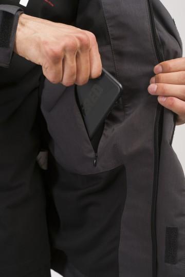 Куртка Now Jacket Серый Темный