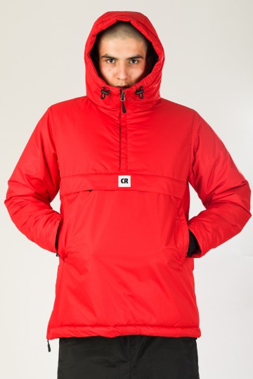 Куртка-Анорак зимняя Chrome 4 Красный