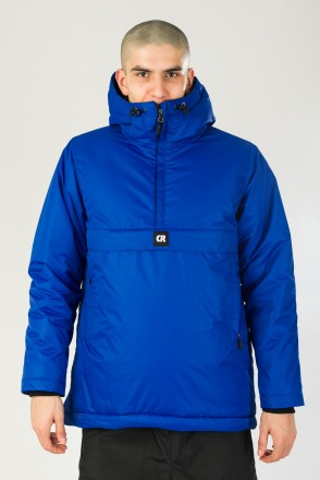 Chrome 4 Anorak Blue