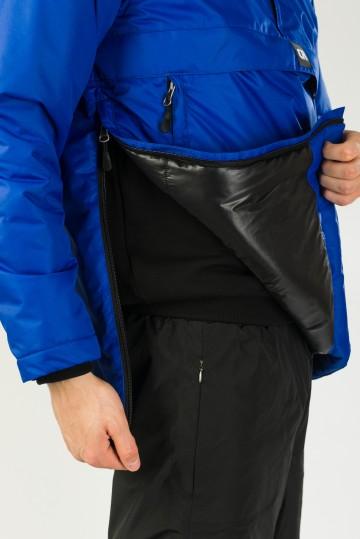 Куртка-Анорак зимняя Chrome 4 Синий
