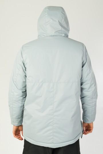 Куртка-Анорак зимняя Chrome 4 Серый Светлый