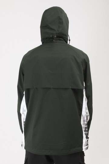 Куртка Now Jacket Зеленый Темный