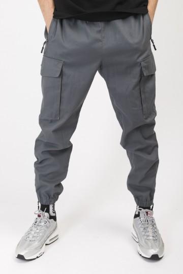 Cuffs 2 Pants Mouse Gray