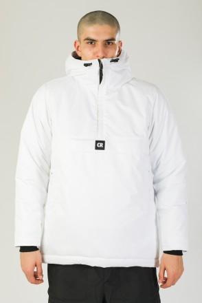 Куртка-Анорак зимняя Chrome 4 Белый