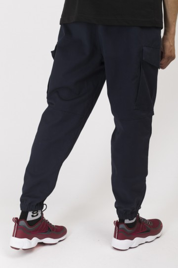 Штаны Cuffs 2 Синий Темный