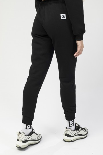 Штаны женские Basic Lady Чёрный