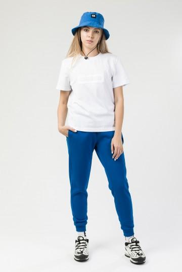 Штаны женские Basic Lady Синий Яркий