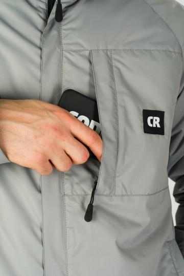 Куртка Straight Jacket Серый Светлый