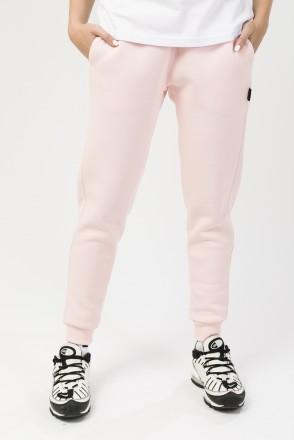 Штаны женские Basic Lady Розовый Бледный