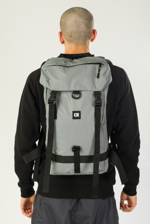 Wildstyle City 2 Backpack Reflective