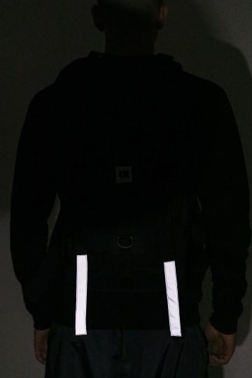 Рюкзак Wildstyle City 2 Черный Таслан
