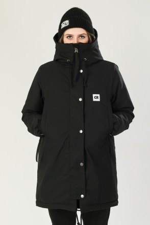 Bluebell 3 Jacket Black