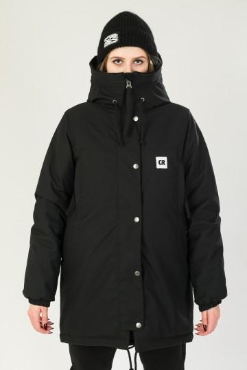 Куртка Женская Зимняя Bluebell 3 Черный