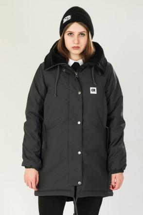 Bluebell 3 Jacket Dark Gray